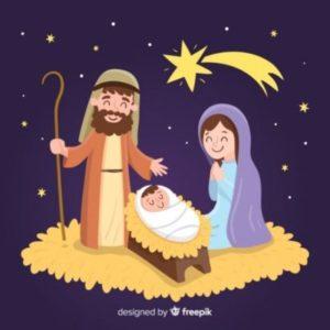"""""""Weihnachten ist Party für Jesus"""""""